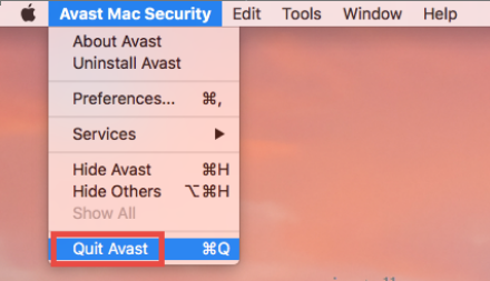 How to Perfectly Remove Avast Free Mac Security 2017 (1)