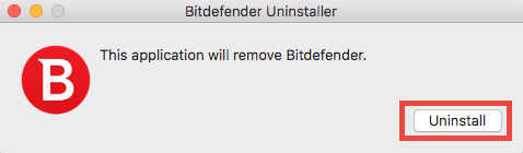How to uninstall Bitdefender for Mac with built-in uninstaller (4)