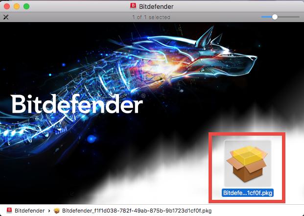 Uninstall Bitdefender Antivirus for Mac (1)
