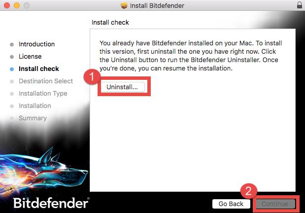 Uninstall Bitdefender Antivirus for Mac (5)