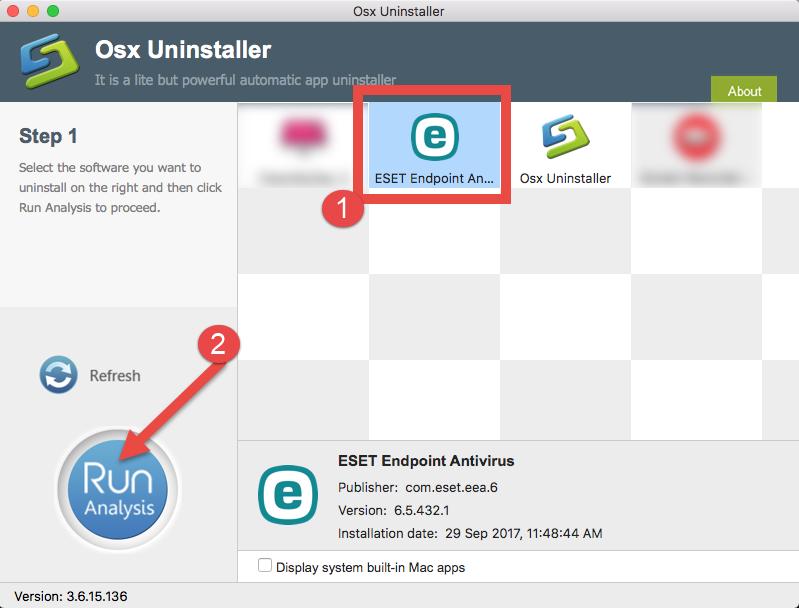 uninstall ESET Endpoint Antivirus for Mac (2)