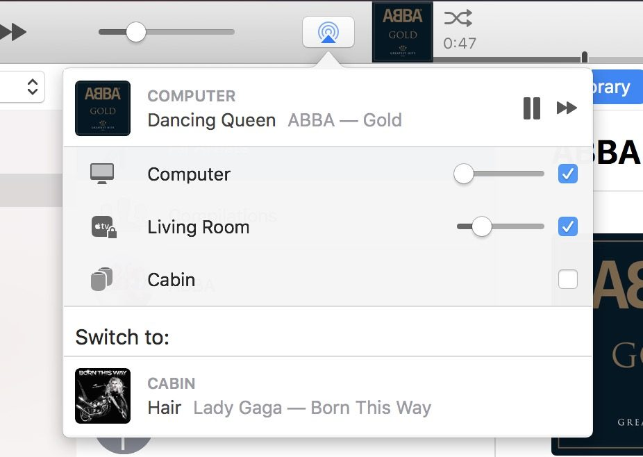 macOS 10.13.6 Releases with AirPlay 2 for iTunes