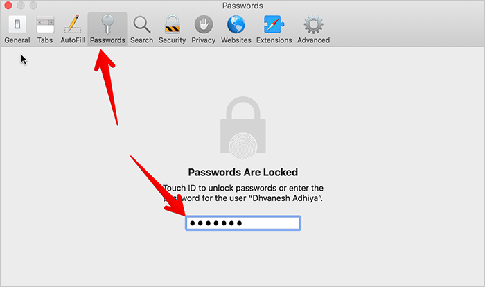 How to AirDrop Passwords in macOS Mojave 10 14 & iOS 12