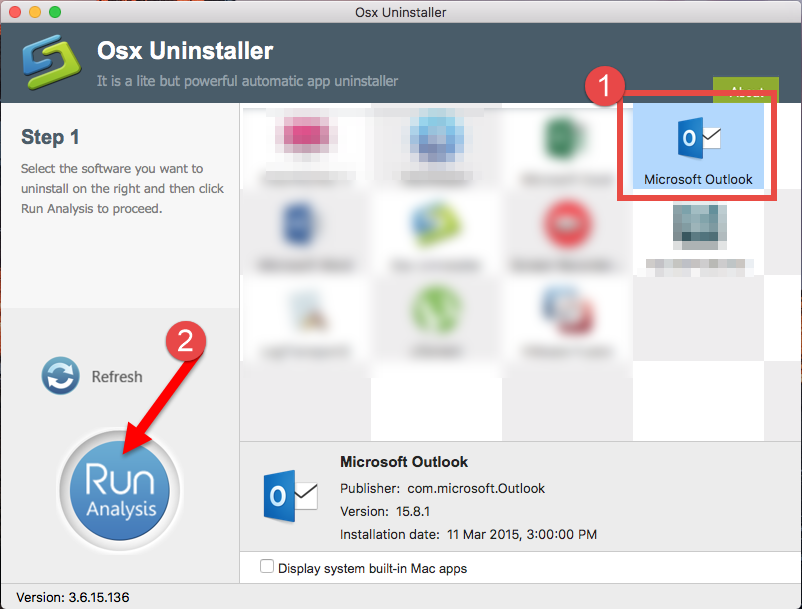 Uninstall Microsoft Outlook 2016 on Mac - Osx Uninstaller (11)
