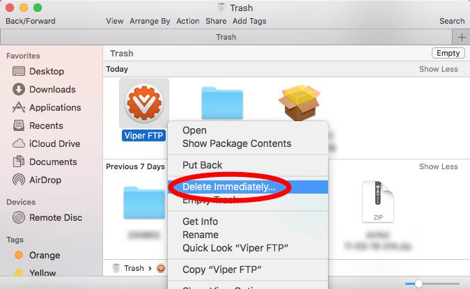 Uninstall Viper FTP for Mac - macuninstallguides (6)