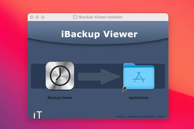 Uninstall iBackup Viewer