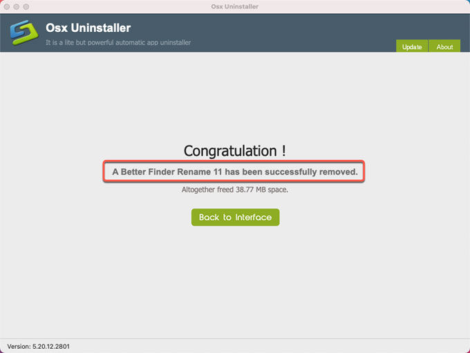 A Better Finder Rename Uninstall